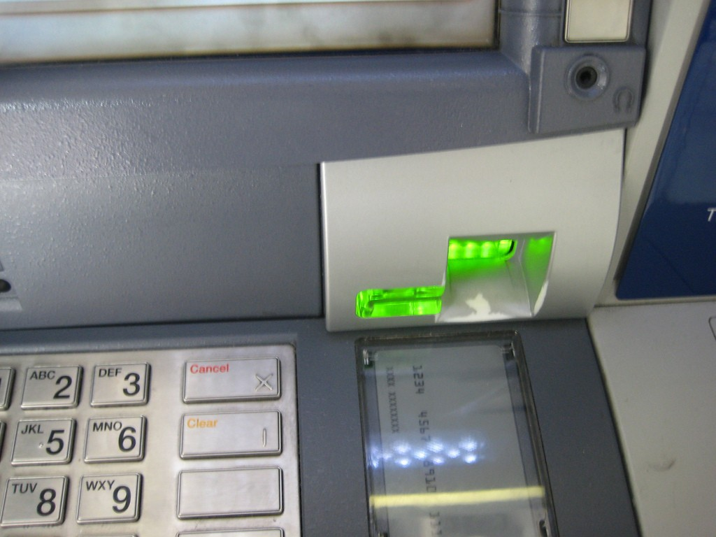 Can't Hack a Hacker: Reverse Engineering a Discovered ATM